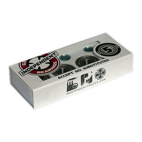 Indipendent - Indipendent bearings ABEC 5