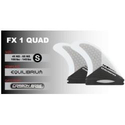 FX 1 QUAD - Quad S (45kg - 65kg)