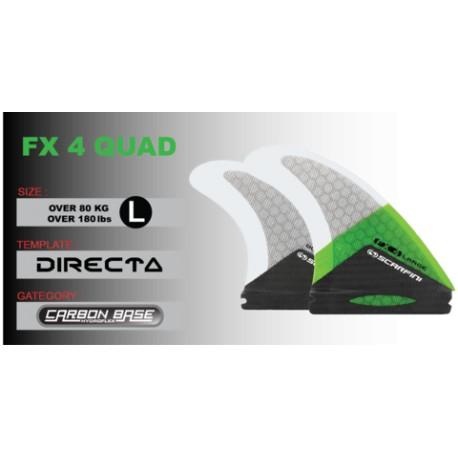 FX 4 QUAD - Quad L (75kg - 95kg)
