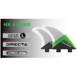 Scarfini Fins HX 4 QUAD - Quad L (75kg - 95kg)