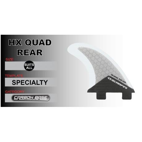HX Rear Quad - XS