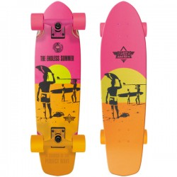 DUSTERS CALIFORNIA - Endless Summer Yellow Orange Pink 31""